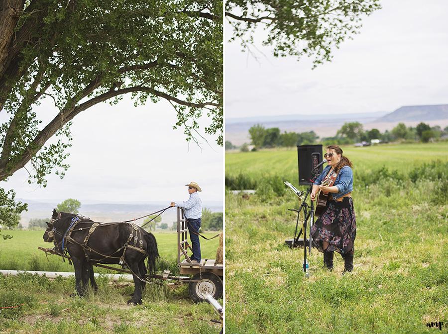 Ashley Amp Mckenzie Grand Junction Ranch Wedding