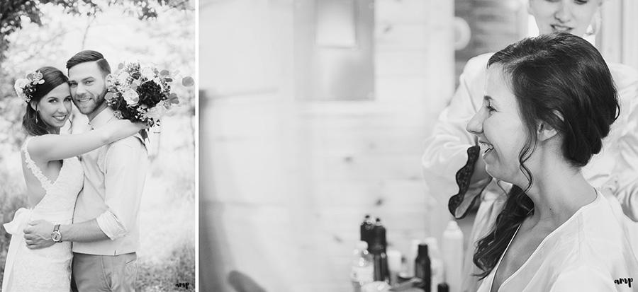 getting ready Ali and Joe's #gardenwedding by amanda.matilda.photography | Colorado Wedding Photographer