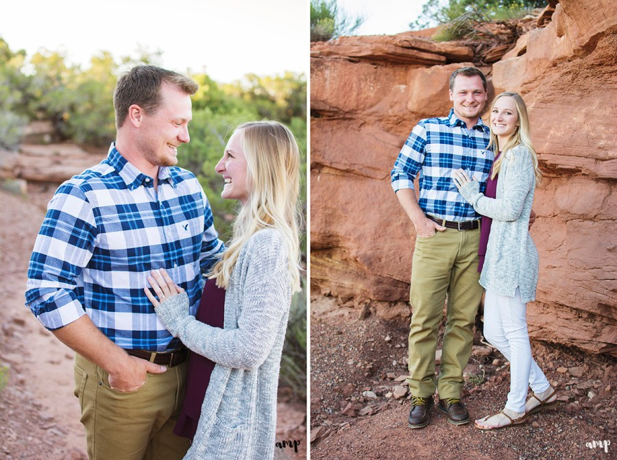 Colorado National Monument engagement session | Grand Junction Photographer