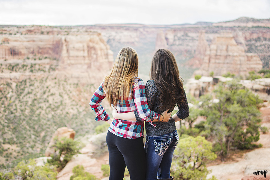 Colorado National Monument senior photos   Grand Junction High School   amanda.matilda.photography