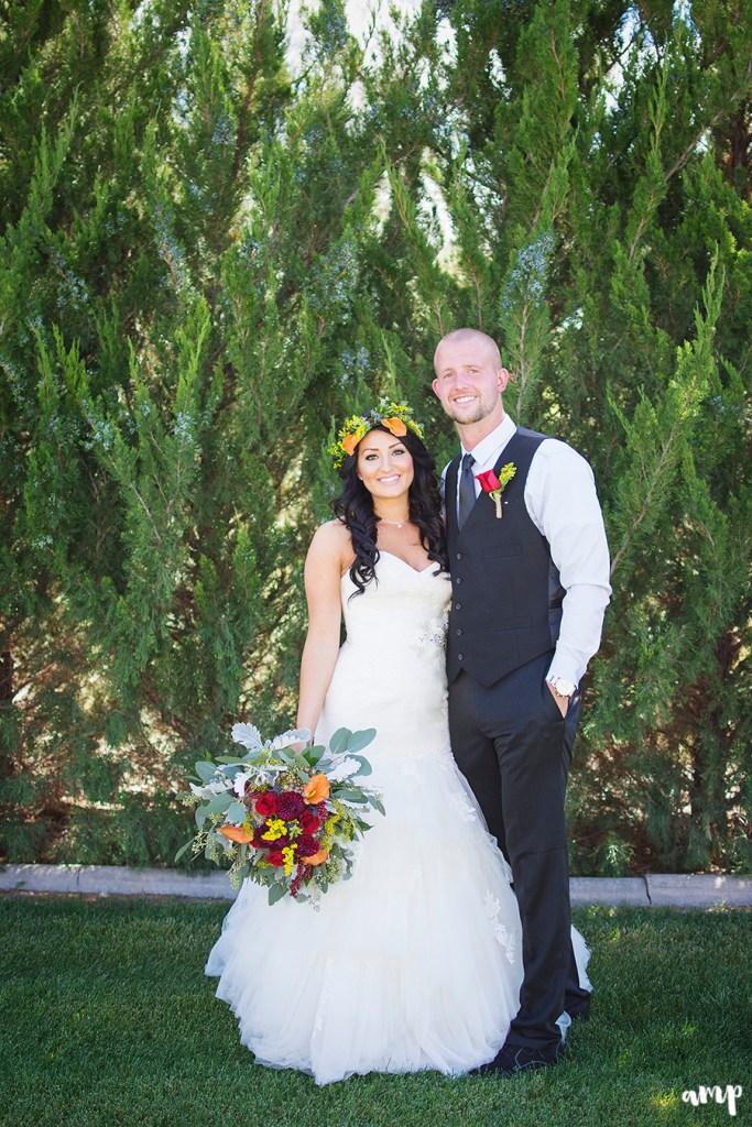 bride & groom | Palisade wedding photographer
