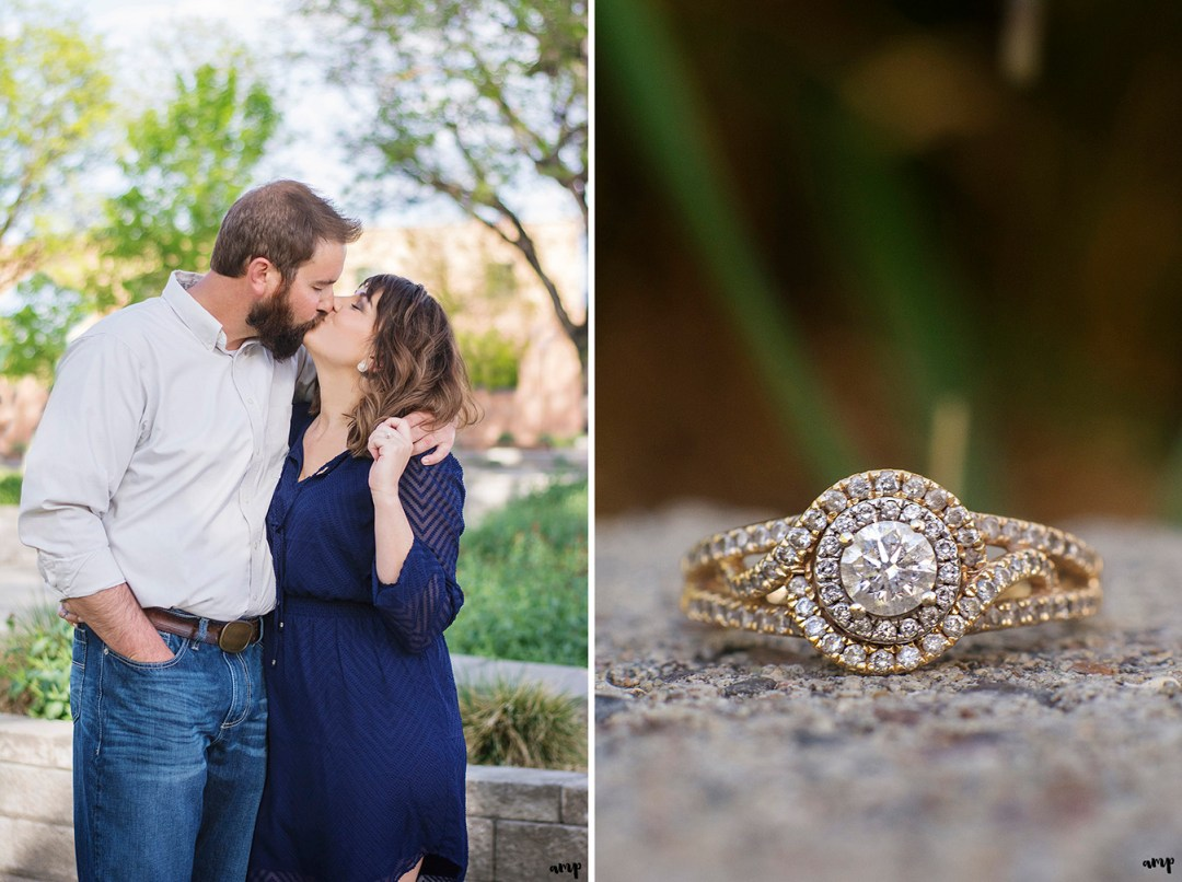Engagement session in Downtown Grand Junction   amanda.matilda.photography