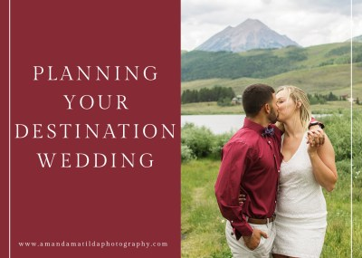 Planning a Destination Wedding with Lucky Penny Event Planning in Crested Butte, Colorado