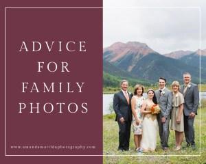 Advice for Wedding Family Photos   amanda.matilda.photography