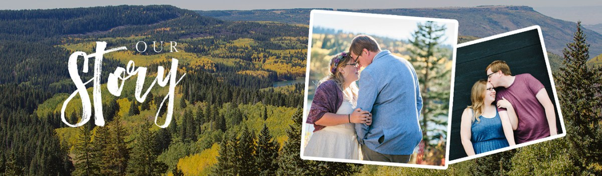 Our Story - Amanda & Eric | amanda.matilda.photography Wedding Photographer in Grand Junction