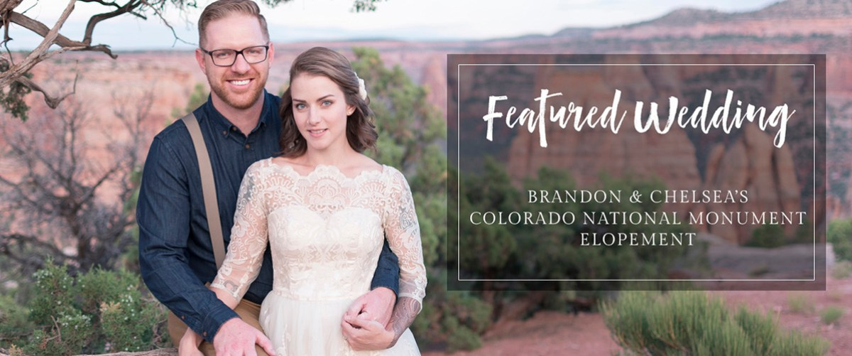 Colorado National Monument Elopement | amanda.matilda.photography