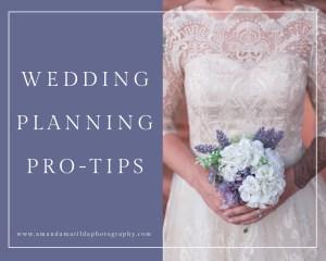 Wedding Planning Pro-tips | amanda.matilda.photography