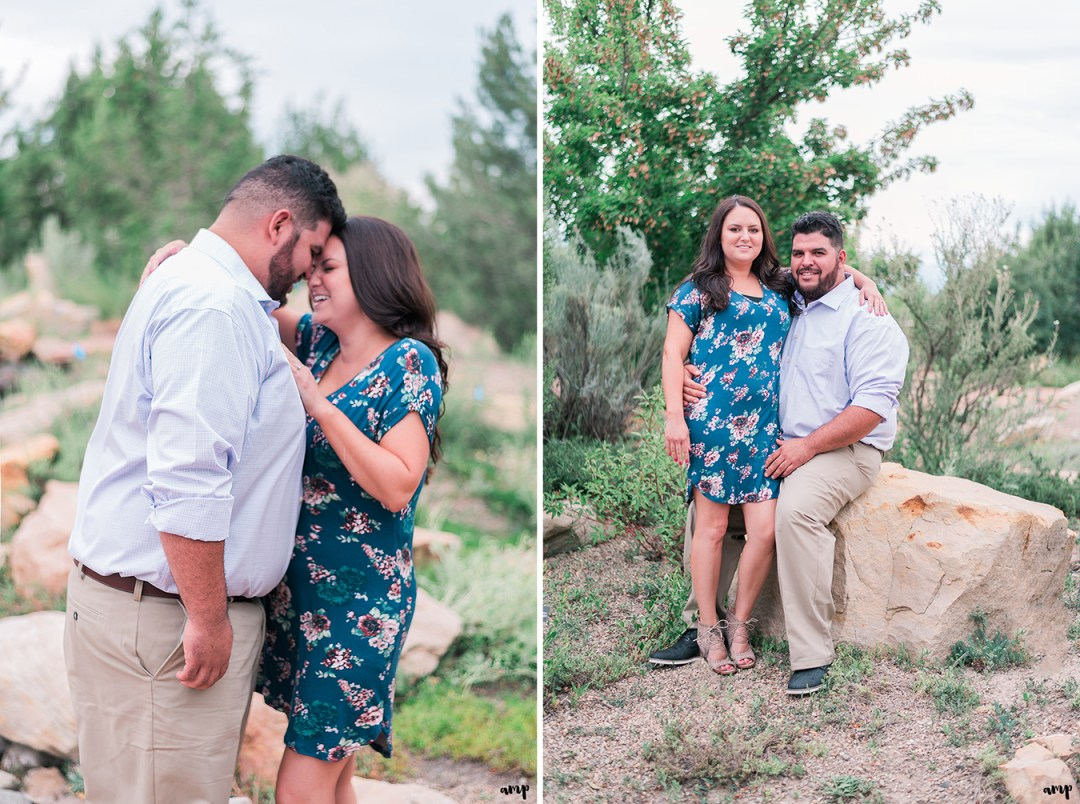 Ridgway Engagement Session | amanda.matilda.photography
