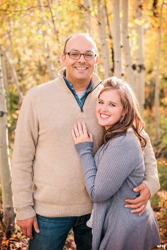 Grand Mesa Fall Couples Photo Session | amanda.matilda.photography