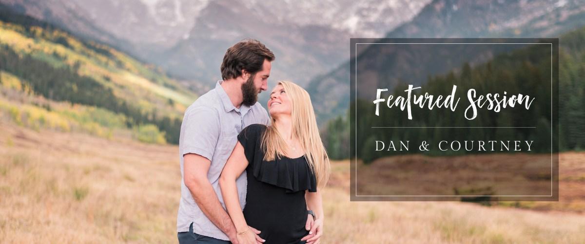 Vail Engagement at Piney River Ranch | amanda.matilda.photography