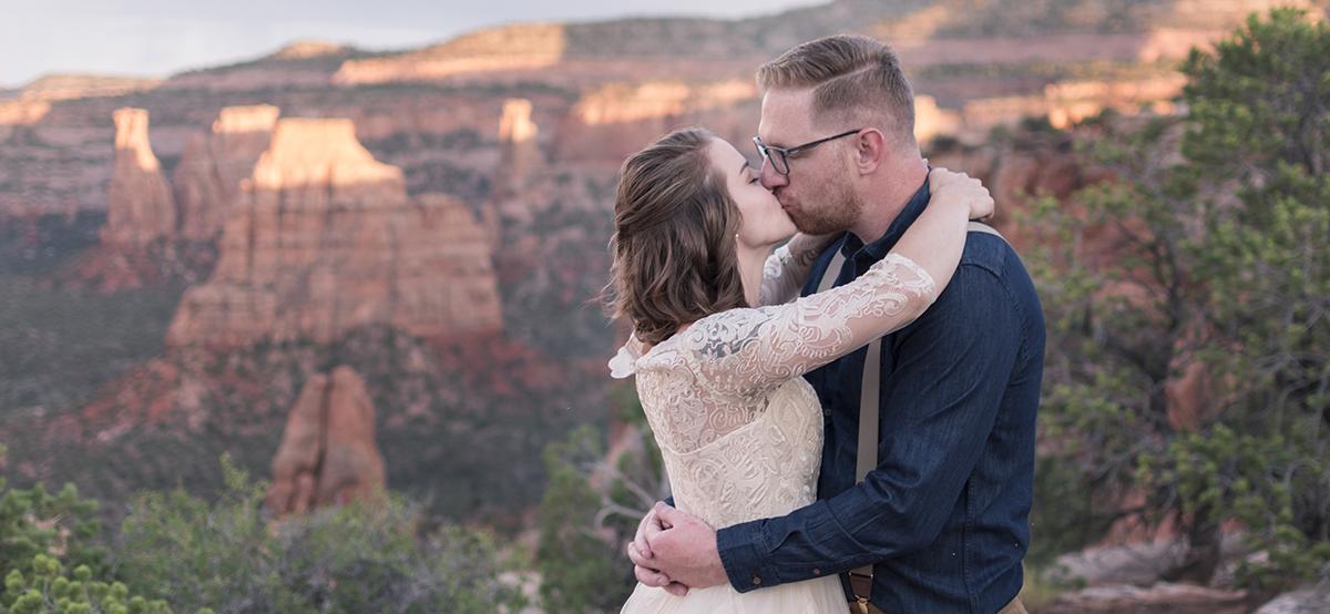 Moab Wedding Photography: Amanda Matilda Photography