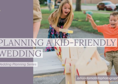 Planning a Kid-Friendly Wedding | Grand Junction Wedding Photographer amanda.matilda.photography