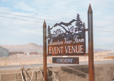 Mountain View Farm | Western Slope Wedding Venues with amanda.matilda.photography