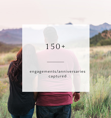 By the Numbers: 150+ Engagements Captured | amanda.matilda.photography
