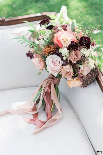 Wildflower Bouquet by Little Green Truck Floral
