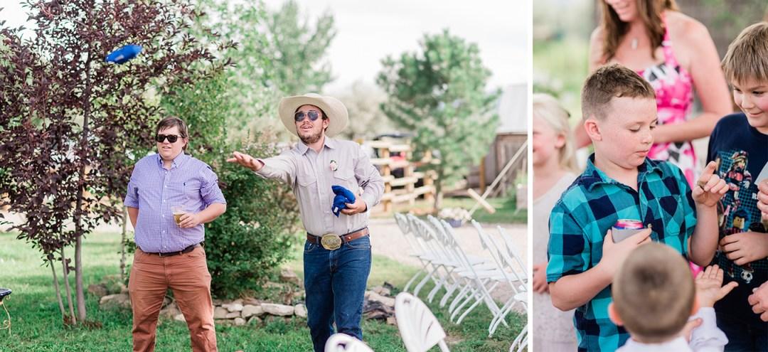 Emily & Victor's backyard wedding in Rifle | amanda.matilda.photography