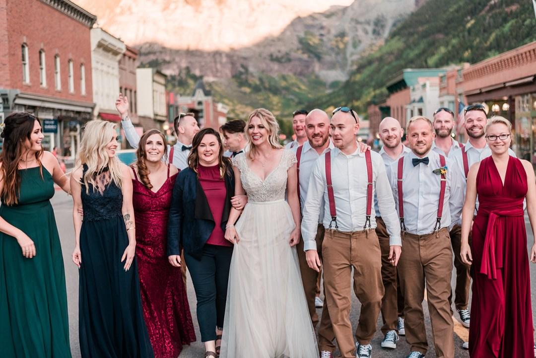 Kevin & Lynnette's Telluride Wedding at Mountain Village | amanda.matilda.photography