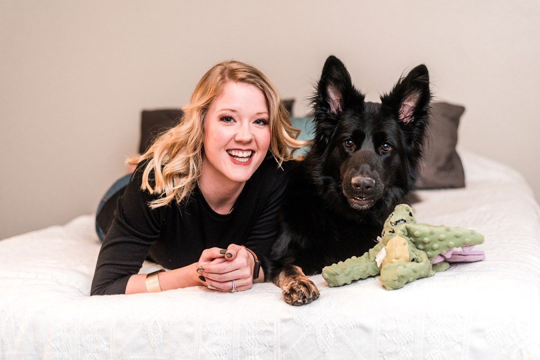 Abbie with Blossom Design's Business Branding Photos | Amanda Matilda Photography - Grand Junction Photographer