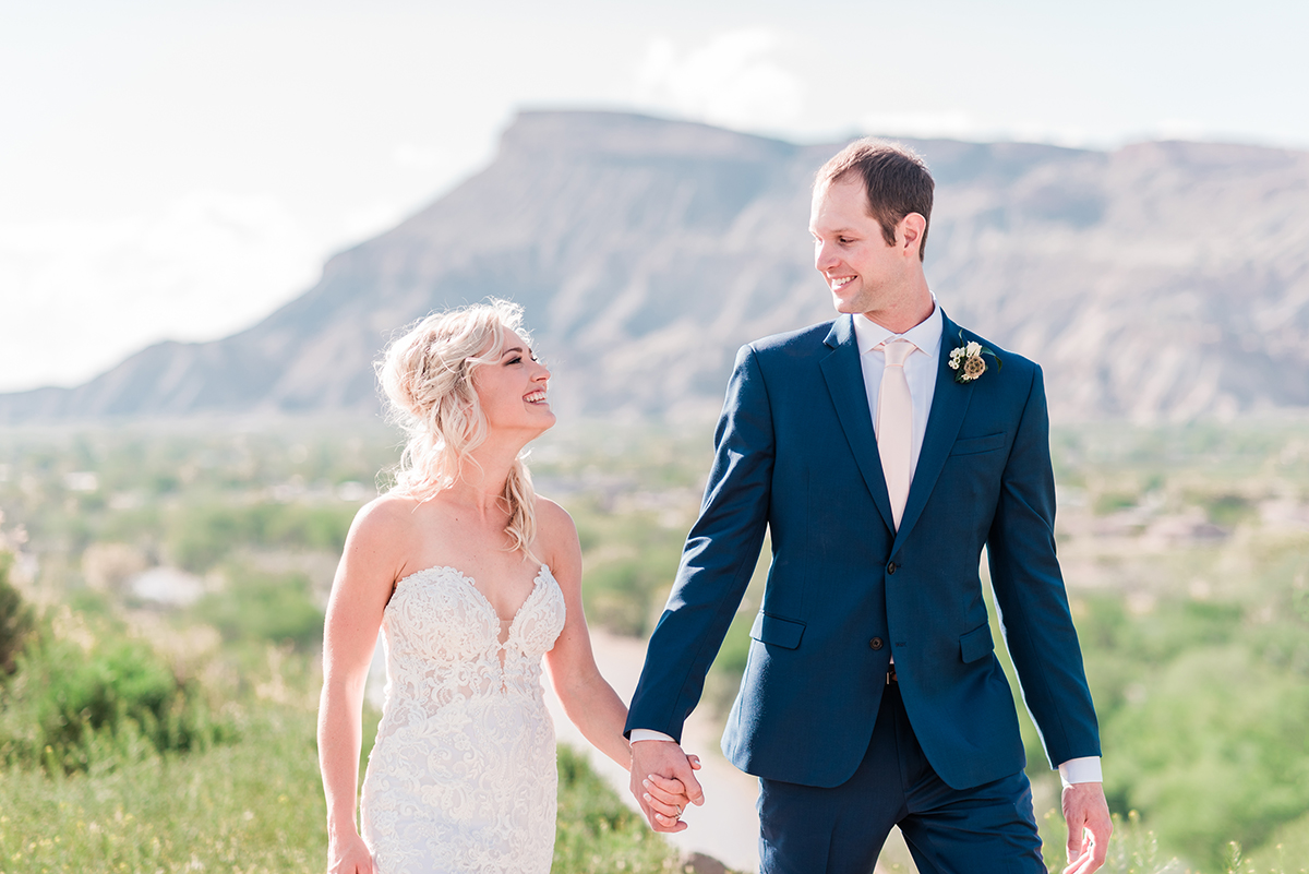 Dylan & Lexi - Wedding at Talbott's Cider in Palisade by Amanda Matilda Photography