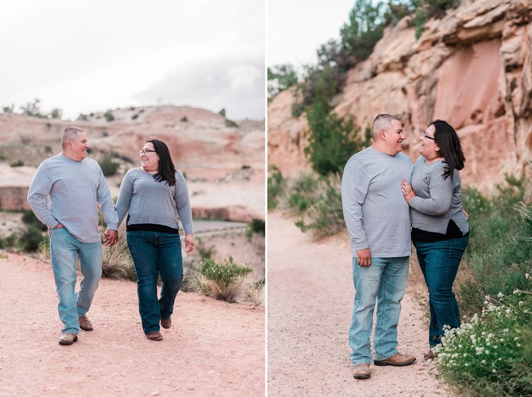 Trisha & Gilbert | Engagement Session at Miracle Rock
