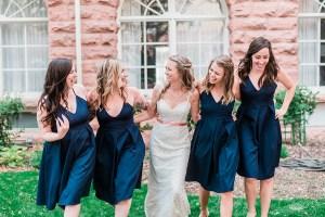 Joseph & Morgan | Fall Wedding at Hotel Colorado