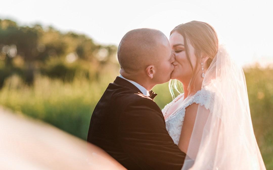 Trenton & Jamie's Summer Wedding in Palisade
