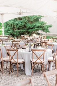 Tables by Elite Events, Designed by Blossom Design