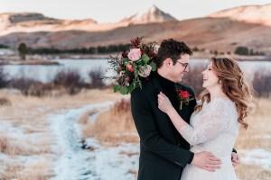 Ryan & Kensie | November Elopement in Crested Butte