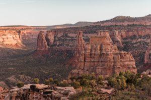 Colorado National Monument - Custom Zoom Background