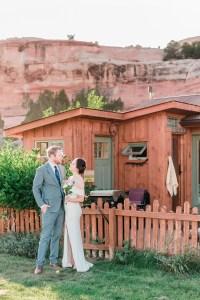 Loren & Rachel | Airbnb Elopement Near the Four Corners