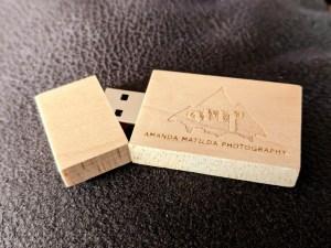 USB Drives | Amanda Matilda Photography