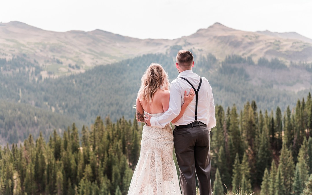 Clint & Laura | Red Mountain Elopement