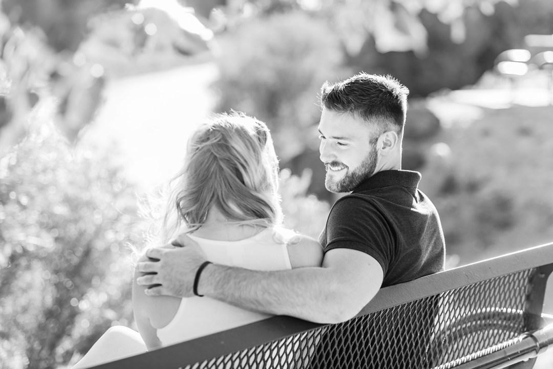 Mark & Mackenzie | Summer Engagement Photos in Palisade
