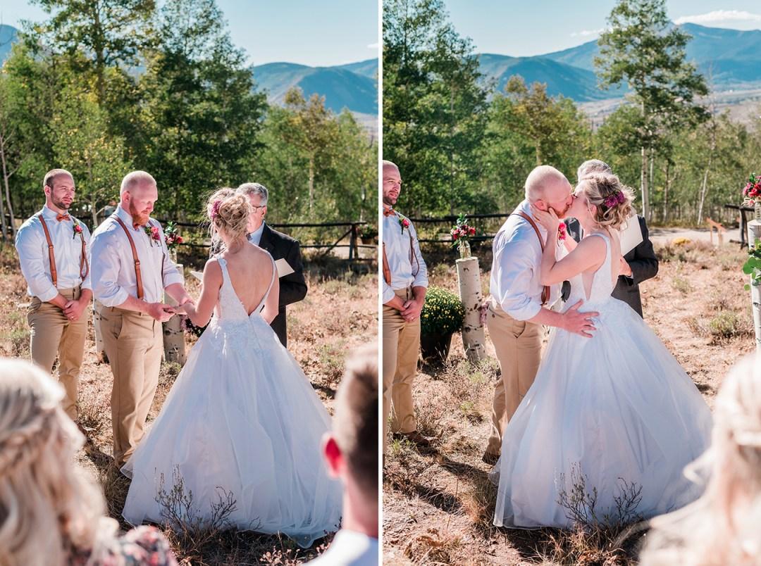 Megan & Chris | Crested Butte Elopement
