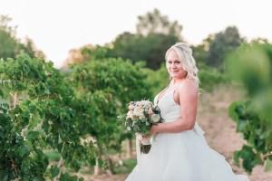 Julie & Derek   Wedding at Two Rivers Winery