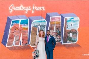 Kayton & Amanda | Moab Elopement at Arches National Park