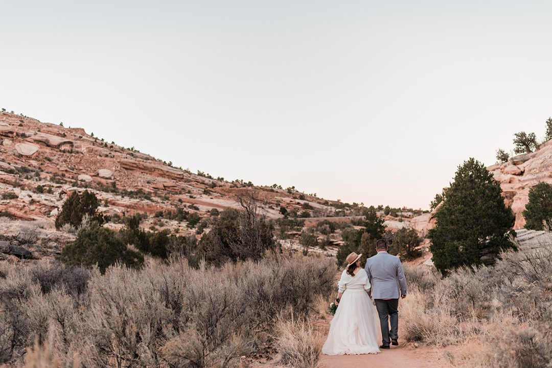 Matt & Becca | Elopement in Grand Junction
