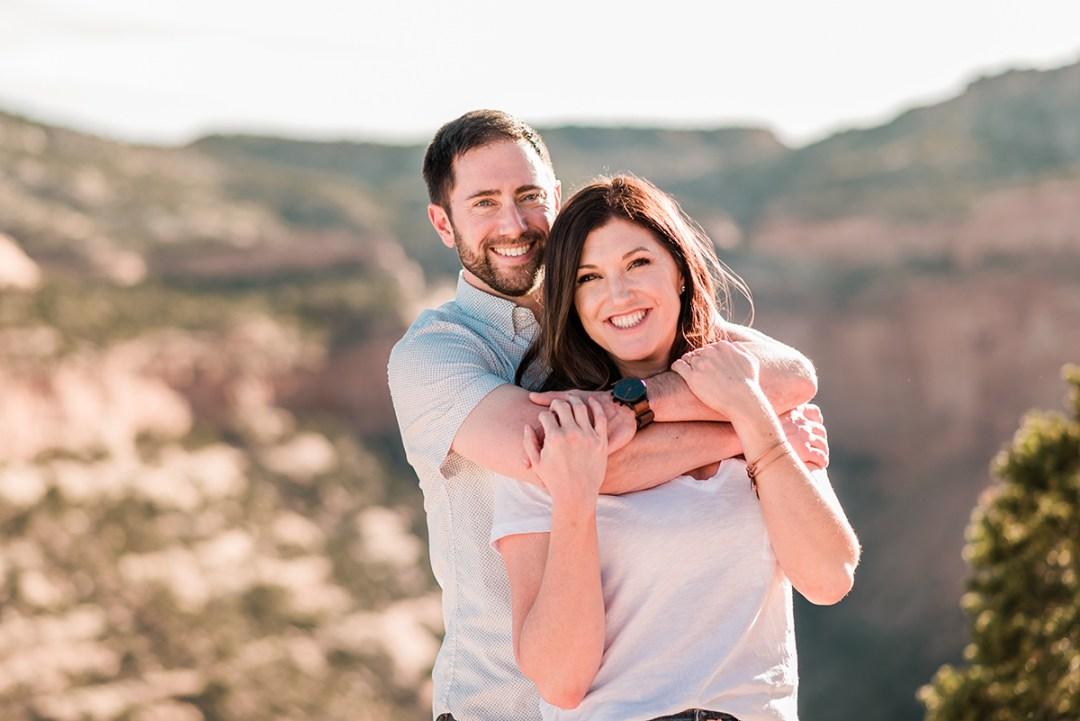 Kelsey & Michael | Colorado National Monument Engagement Photos
