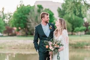 Annie & Taylor | Palisade River Ranch Wedding