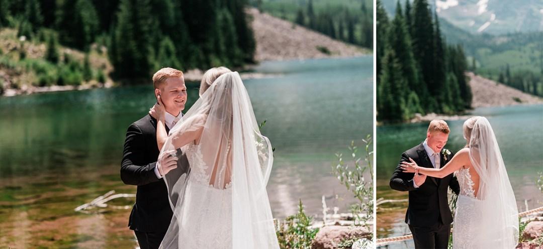 Tyler & Taylor | Aspen Wedding at T-Lazy-7 Ranch
