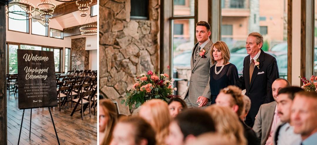 Black Canyon Inn Wedding in Estes Park