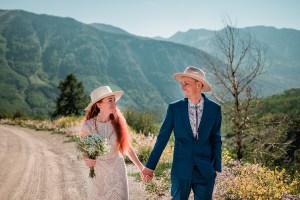 Solomon & Lauren | Micro Wedding in Marble