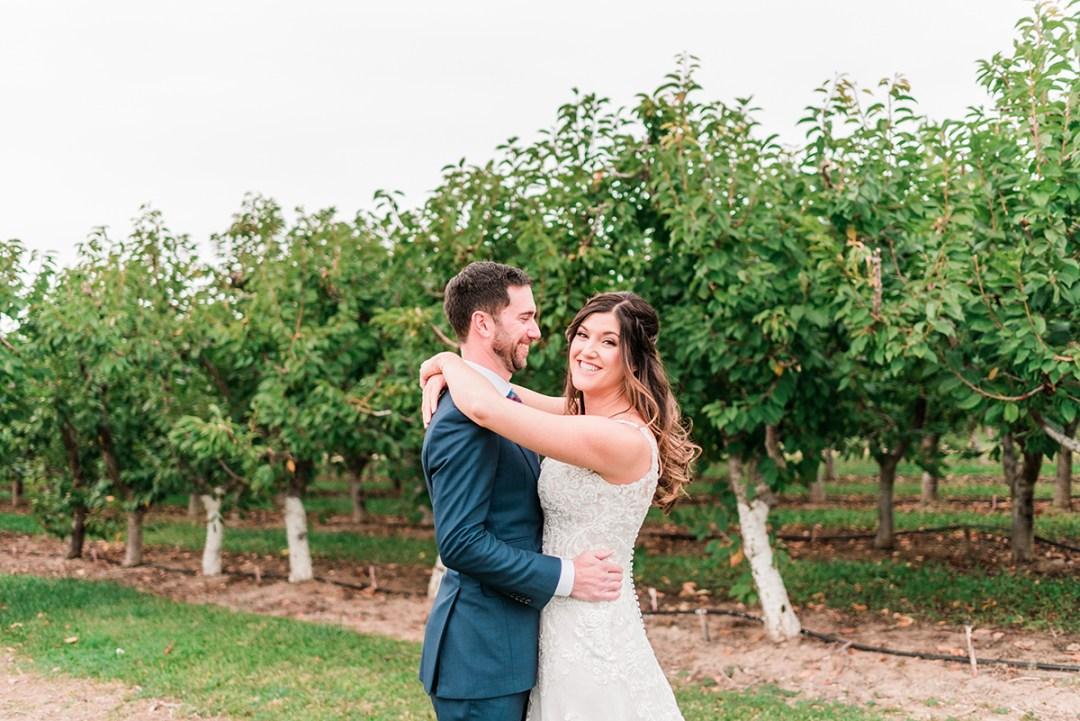Kelsey & Michael   Wedding at Restoration Vineyards