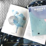 Amanda Michele Art featured in Maker's Magazine Issue 3: The Blues