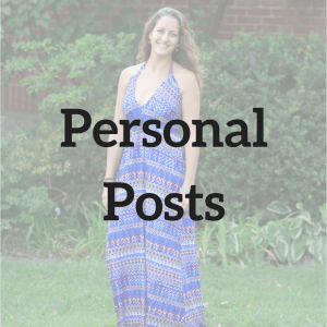 personal posts from expat writer Amanda Walkins