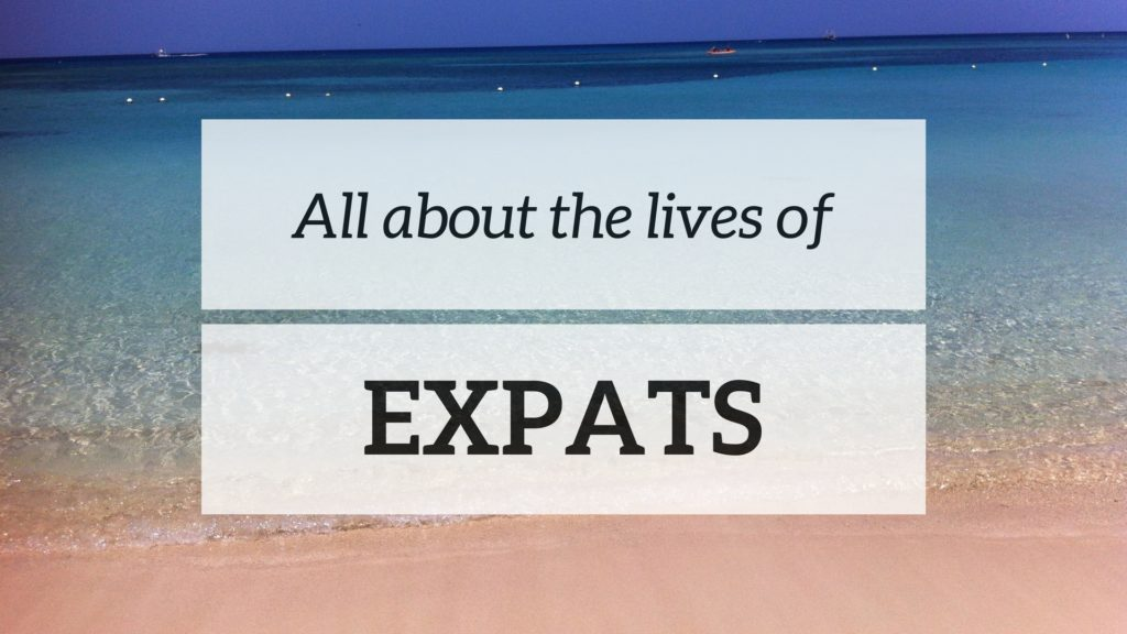 All about expat life from expat writer Amanda Walkins