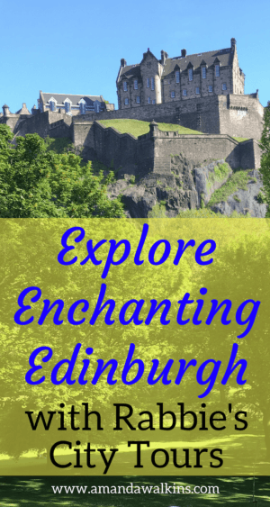 Explore enchanting Edinburgh with Rabbie's City Tours. Rabbies's offers fantastic service for small group tours throughout Scotland.