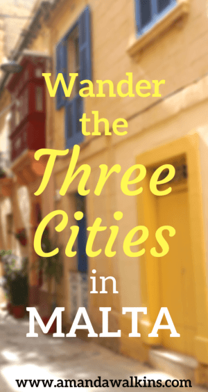 Wander the Three Cities in Malta