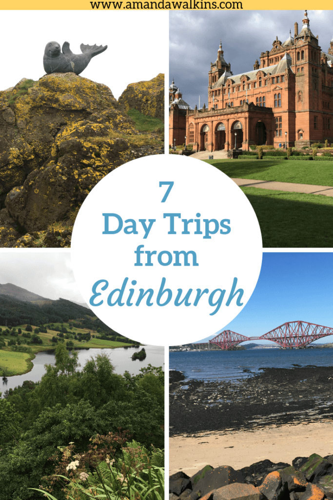 Take these 7 day trips from Edinburgh to explore more of beautiful Scotland