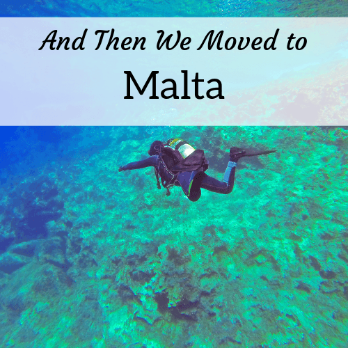 square header image for a new expat in Malta